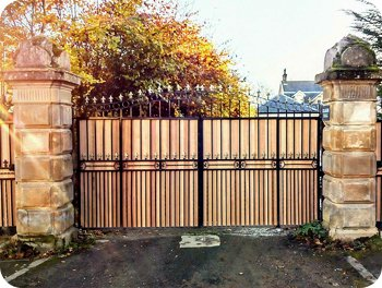 Automatic and electric gates based in Glasgow